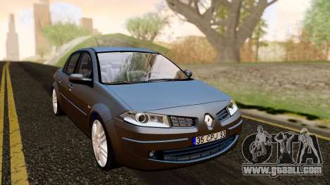 Renault Megane CPJ for GTA San Andreas right view