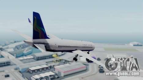 C919 UrumqiAir for GTA San Andreas left view