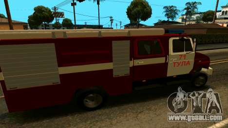 ZIL-5301 for GTA San Andreas right view