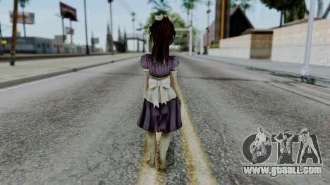 Bioshock 2 - Little Sister for GTA San Andreas third screenshot