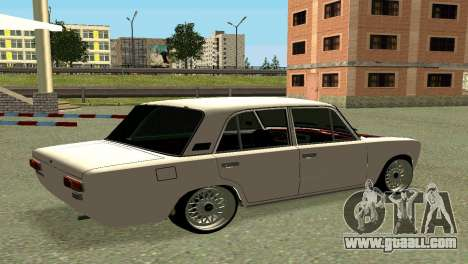 VAZ 2101 for GTA San Andreas left view