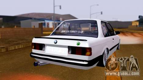 BMW M3 E30 Special for GTA San Andreas left view