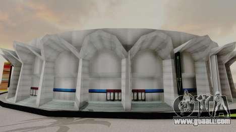Stadium LS for GTA San Andreas third screenshot