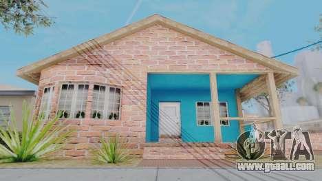 New Big Smoke House for GTA San Andreas second screenshot