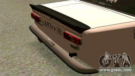 VAZ 2101 BC for GTA San Andreas right view