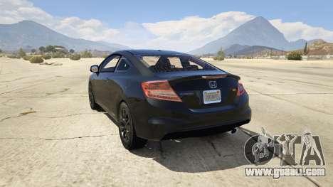 Honda Civic SI for GTA 5