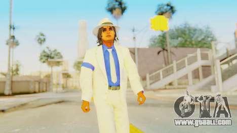 Michael Jackson - Smooth Criminal for GTA San Andreas