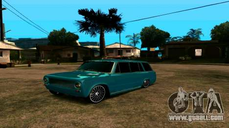 VAZ 2102 БПАN for GTA San Andreas