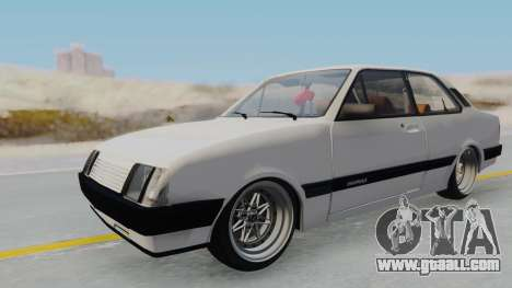 Chevrolet Chevette Stance for GTA San Andreas right view