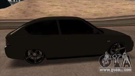 Lada Priora Coupe for GTA San Andreas right view