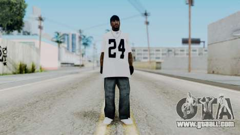 New Mad Dogg for GTA San Andreas second screenshot