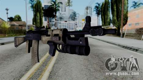 CoD Black Ops 2 - AN-94 for GTA San Andreas