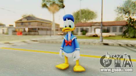 Kingdom Hearts 2 Donald Duck v1 for GTA San Andreas second screenshot