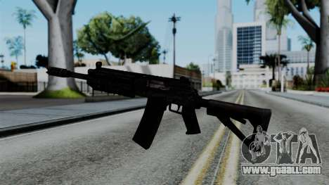 CoD Black Ops 2 - S12 for GTA San Andreas second screenshot
