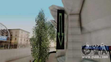 Stadium LS for GTA San Andreas second screenshot