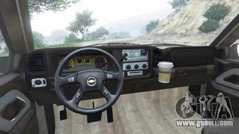 Chevrolet Suburban GMT400 for GTA 5