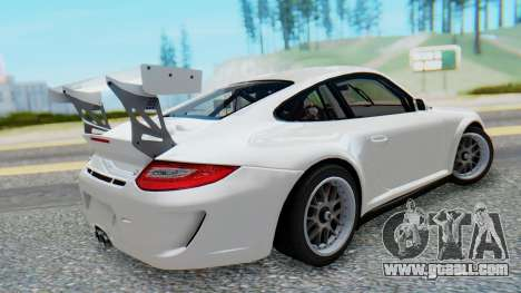 Porsche 911 GT3 Cup for GTA San Andreas left view