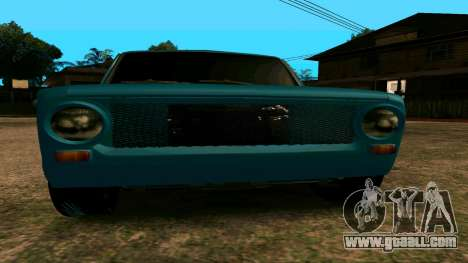 VAZ 2102 БПАN for GTA San Andreas right view