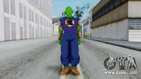DBZBT3 - King Picoro for GTA San Andreas second screenshot