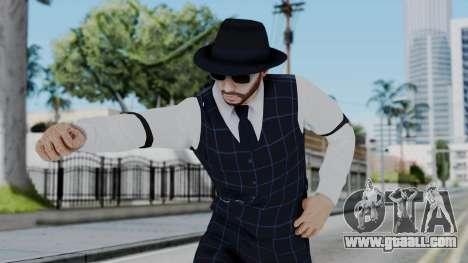 GTA Online Be My Valentine Skin 5 for GTA San Andreas