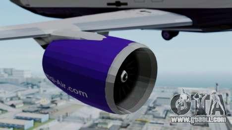 C919 UrumqiAir for GTA San Andreas right view