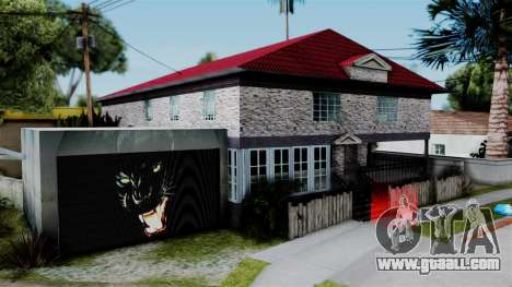 LS_Johnson House V2.0 for GTA San Andreas