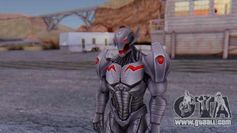 Marvel Future Fight - Ultron for GTA San Andreas