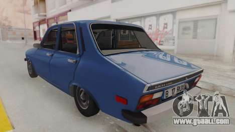 Dacia 1310 TX 1984 for GTA San Andreas right view