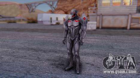 Marvel Future Fight - Ultron for GTA San Andreas second screenshot