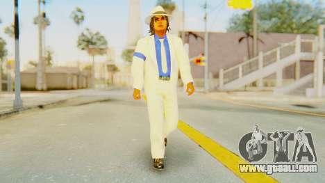 Michael Jackson - Smooth Criminal for GTA San Andreas second screenshot