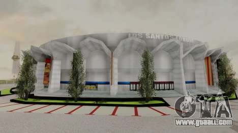 Stadium LS for GTA San Andreas forth screenshot