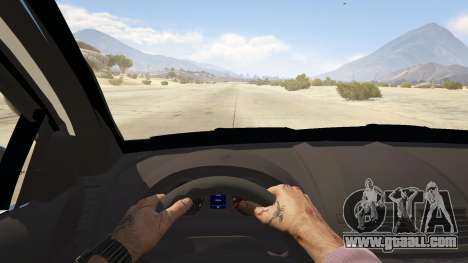 Unmarked Chevrolet Caprice for GTA 5