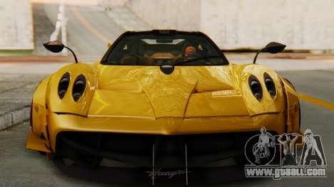 Pagani Huayra LB Performance V.2 for GTA San Andreas