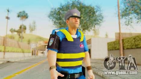 Dsher for GTA San Andreas