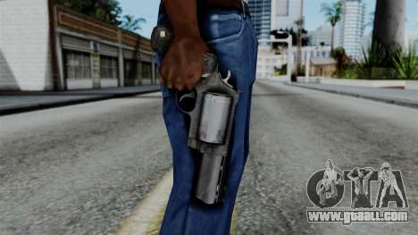 CoD Black Ops 2 - Executioner (Menendez) for GTA San Andreas third screenshot