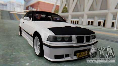 BMW 320i E36 MPower for GTA San Andreas
