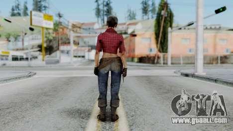 Misty - CoD Black Ops for GTA San Andreas third screenshot