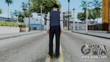 GTA Online Be My Valentine Skin 5 for GTA San Andreas third screenshot
