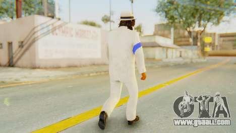 Michael Jackson - Smooth Criminal for GTA San Andreas third screenshot