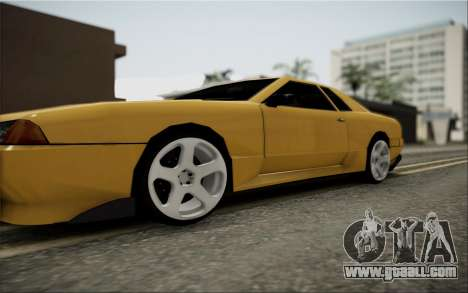 Elegy Speedhunters for GTA San Andreas right view