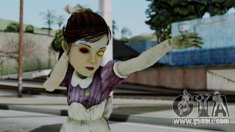 Bioshock 2 - Little Sister for GTA San Andreas