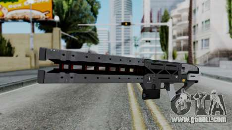 GTA 5 Railgun - Misterix 4 Weapons for GTA San Andreas