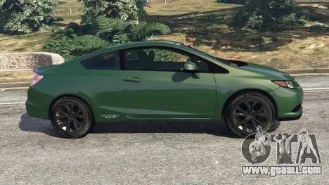 GTA 5 Honda Civic SI v1.0 left side view