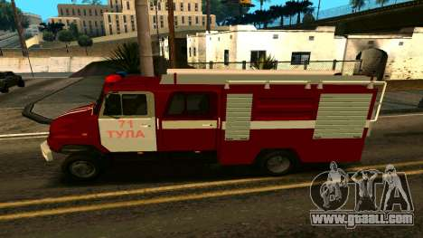 ZIL-5301 for GTA San Andreas left view
