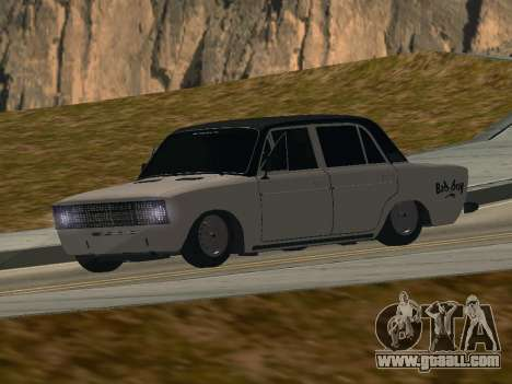 VAZ 2106 BUNKER for GTA San Andreas