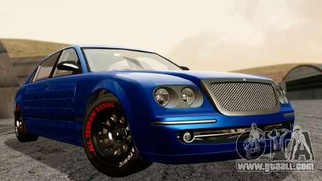GTA 5 Enus Cognoscenti L Arm for GTA San Andreas