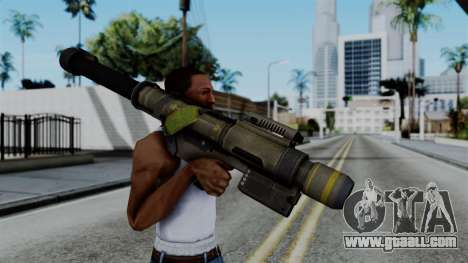 CoD Black Ops 2 - FHJ-18 for GTA San Andreas third screenshot