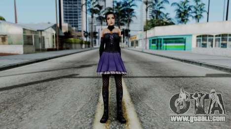 Marvel Future Fight - Sister Grimm for GTA San Andreas second screenshot