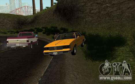 Life situation 4.0 for GTA San Andreas second screenshot