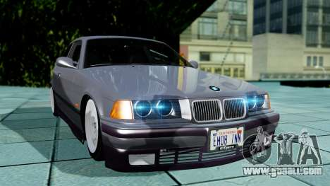 BMW M3 Coupe E36 (320i) 1997 for GTA San Andreas